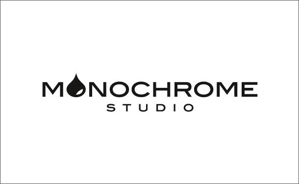 Logotype Monochrome Studio