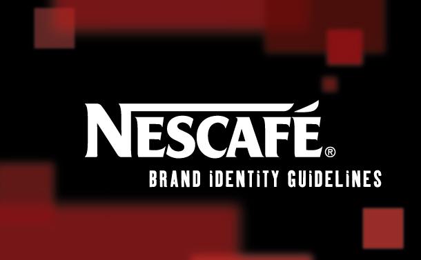 Charte graphique Nescafé Turquie