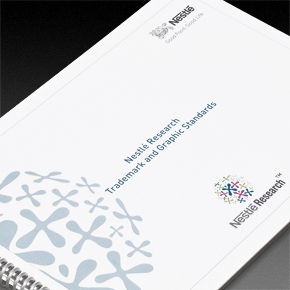 Charte graphique NestléResearch