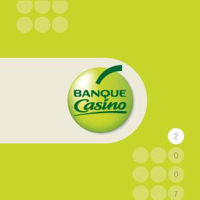 Charte graphique BanqueCasino