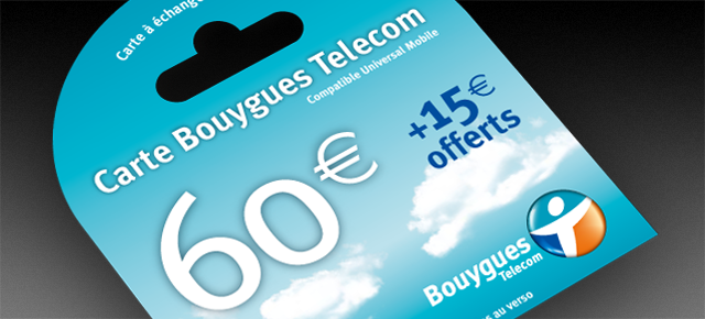 Carte Bouygues Telecom