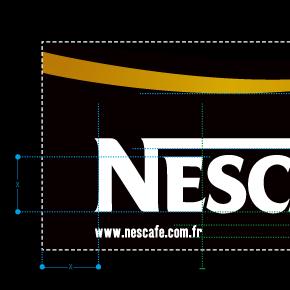 Charte graphique NescaféTurquie