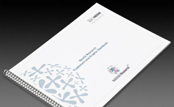Charte graphique Nestlé Research
