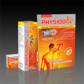 Packagings Physiodol PX